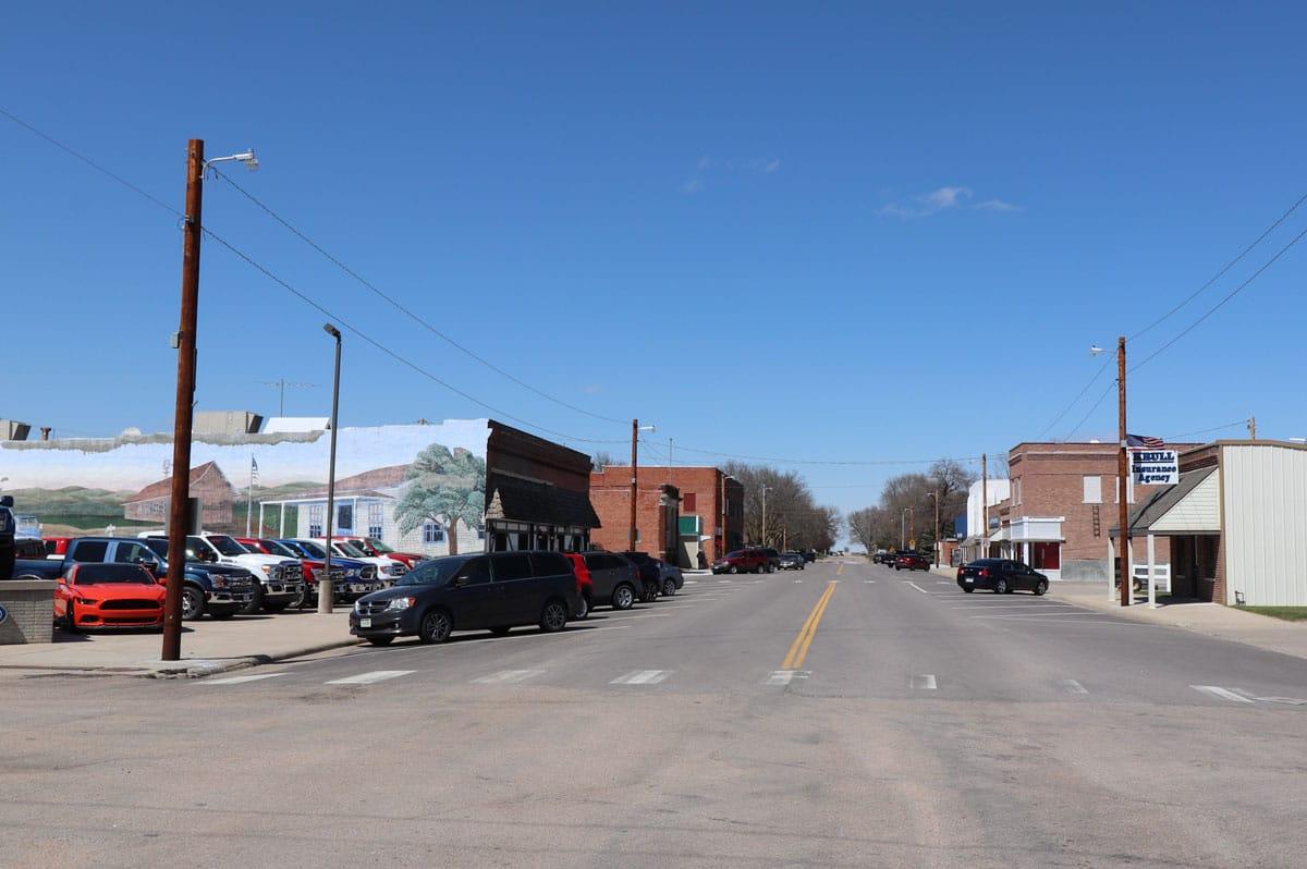 main street kenesaw nebraska